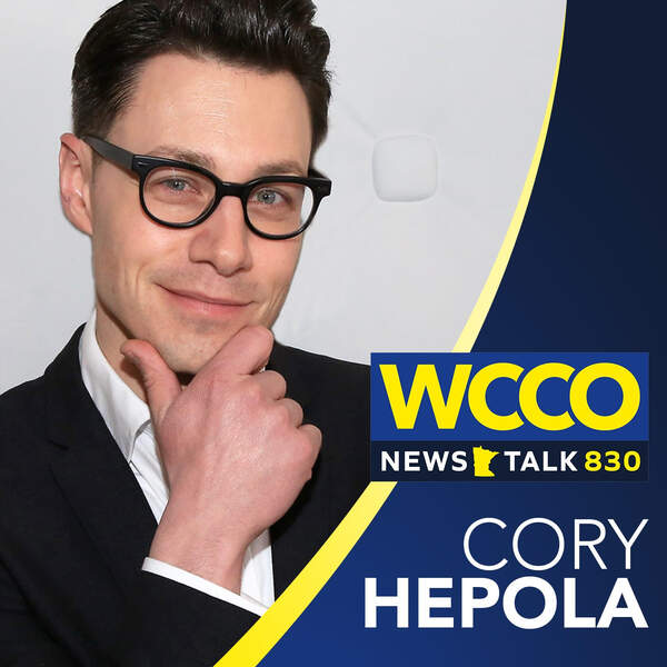 Cory Hepola picture from the WCCO Radio website