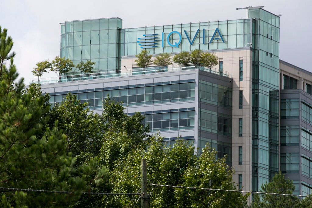 IQVIA, the contract research organization helping manage AstraZeneca's Covid-19 vaccine trial, was a COVID-19 ransomware attack victim. It said it had been able to limit problems because it had backed up its data. Credit...Kristoffer Tripplaar/Sipa, via Associated Press